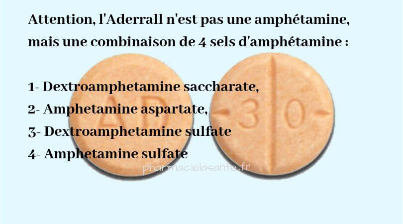 adderal-comment prendre